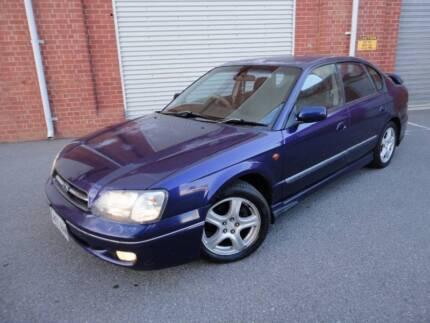 1999 SUBARU LIBERTY RX AWD AUTO Hendon Charles Sturt Area Preview