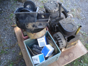 Old, real Kohler cast iron engines K301AS series