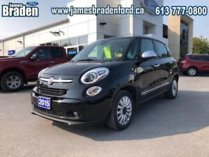 2015 Fiat 500L HATCHBACK  - Leather Seats -  Heated Seats