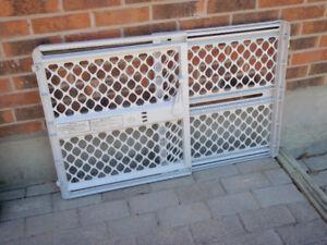 barriere de securite / Safety Gate