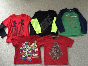 Boys 2T and 2/3 clothes bundle