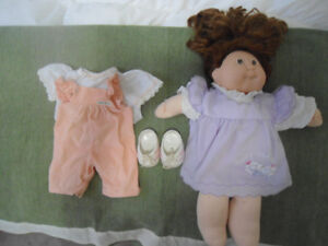 1982 Cabbage Patch Doll