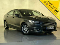 2016 FORD MONDEO ZETEC SAT NAV APPLE CARPLAY ANDROID AUTO 1 OWNER SVC HISTORY