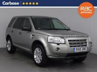 2010 LAND ROVER FREELANDER 2.2 Td4 HSE 5dr Auto SUV 5 Seats