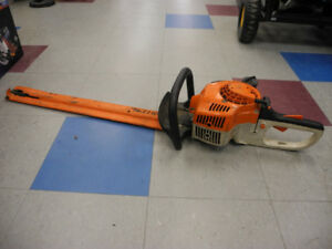"Stihl HS-45 270cc 24"" Hedge Trimmer **AS IS"