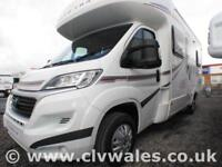 Auto-Trail Tribute T-715 Fixed Bed Motorhome MANUAL 2018
