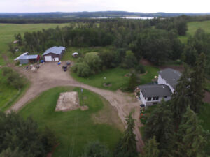 139 acres farmland with 2 storey home