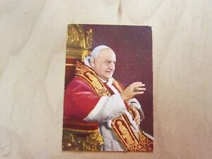 POST CARD,POPE, VATICAN