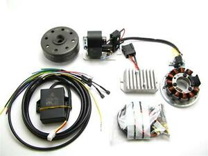 Simson AWO 425 T/S Sport/Touren Powerdynamo/VAPE 12V/150W Lichtmaschine- Zündung