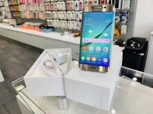 Genuine Galaxy s6 edge 32gb Gold tax invoice warranty