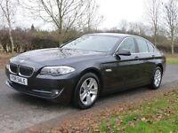 BMW 520 2.0 520d SE (grey) 2013