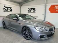 2012 BMW 6 Series 3.0 640d M Sport 2dr Coupe Diesel Automatic
