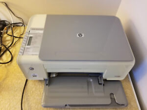 HP PSC 1510 All- in- One Color Printer, Scanner and Copier