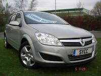 2008 Vauxhall Astra 1.7 CDTi 16V Club [100] 5dr 5 door Estate