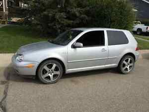 2001 Volkswagen GTI VR6 Manual