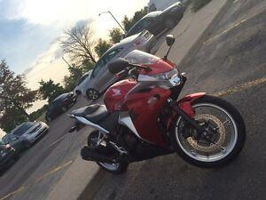 2011 Honda CBR 250