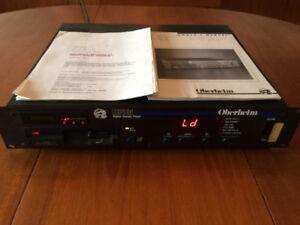 OBERHEIM DPX-1 + HxC (sd card floppy emulator)