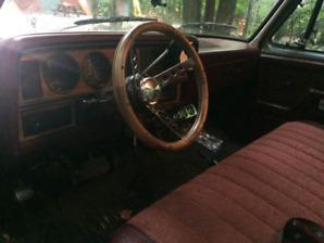 Dodge Ram D150 1989