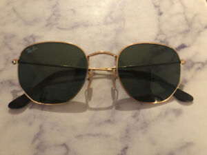 Ray-Ban's Hexagonal Sunglasses Womens