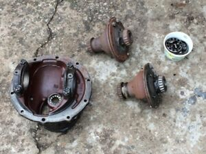 "Ford 9"" Differential Components"
