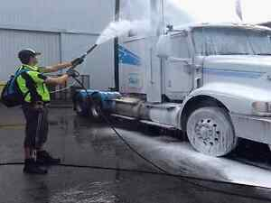 TRUCK CLEANING BUSINESS WITH REGULAR WORK FOR SALE West Perth Perth City Area Preview
