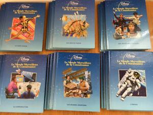 Collection Disney Le monde merveilleux de la connaissance