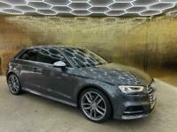 2017 Audi A3 S3 TFSI Quattro 3dr S Tronic HATCHBACK Petrol Automatic