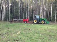 Wire fence and Vegetation solutions!