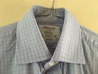6 Mens TM Lewin formal shirts/semi fitted shirts
