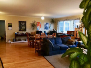 Penthouse apartment for rent in NDG, Montreal