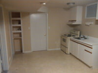 Bradford 1 Bedroom Basement Apartment