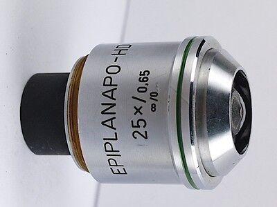 Zeiss Epiplan Apo Hd 25x .65 Infinity Microscope Objective