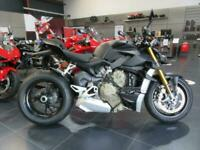 Ducati Streetfighter V4S Black 2021 Model - AVAILABLE TO FACTORY ORDER NOW!!