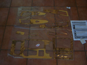 New B&I 10 pc. Ford Fusion Dash Trim Kit with Navigation