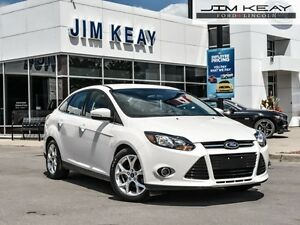2014 Ford Focus Titanium  - Bluetooth -  Heated Seats - $57.35 /
