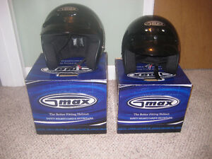 2 - G max Motorcycle Helmets For Sale