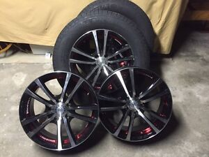 Bad boys tire rims with bolts
