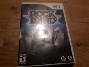 Rock Band Wii with Drums