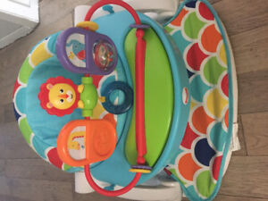Fisher price sit me up baby chair