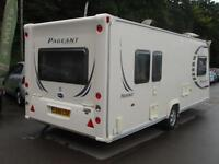 2009 Bailey Pageant 7 Provence 5 berth caravan