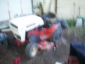 roper industial lawn tractor,