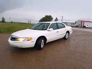 RARE! 2000 Lincoln Continental High Output V8, Fully loaded