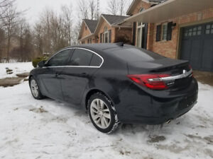 2015 BUICK REGAL 2.0 TURBO,  LOADED