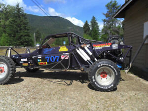 TOYOTA Long Travel Baja Buggy IN SOUTHERN BC