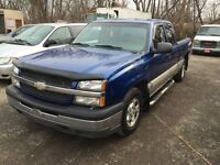 2004 Chevrolet Silverado SUPER CLEAN