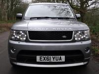 2011 61 Land Rover Range Rover Sport 3.0TD V6 auto HSE..AUTOBIOGRAPHY SPORT KIT