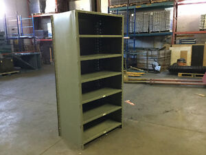Heavy duty industrial steel shelving units / storage rack