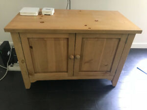 TV stand and matching side table