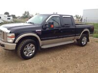 08 Ford F-350 King Ranch