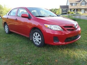 2012 Toyota Corolla   Reduced FOR FAST SALE ! $6500.00 !!!!